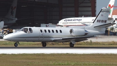 N910HM - Cessna 560 Citation Ultra - Private