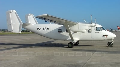 PZ-TSV - PZL-Mielec An-28 - Blue Wings Airline