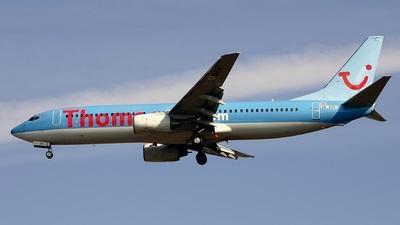 SE-DZH - Boeing 737-804 - Thomsonfly