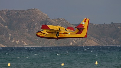 2053 - Canadair CL-415GR - Greece - Air Force