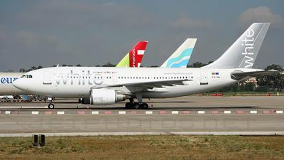 CS-TKI - Airbus A310-304 - White Airways