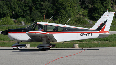 CF-YTN - Piper PA-28-140 Cherokee D - Private