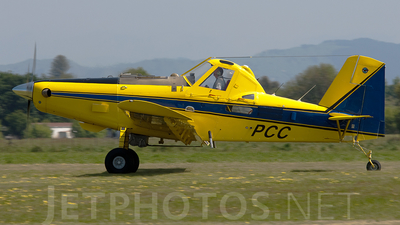 ZK-PCC - Air Tractor AT-402B - Private