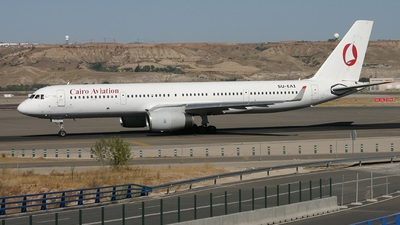 SU-EAI - Tupolev TU-204-120 - Cairo Aviation