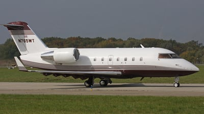 N765WT - Bombardier CL-600-2B16 Challenger 601-3A - Private