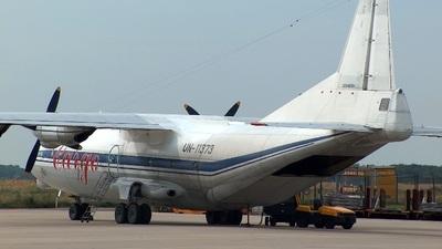 UN-11373 - Antonov An-12BP - Berkut Air Services