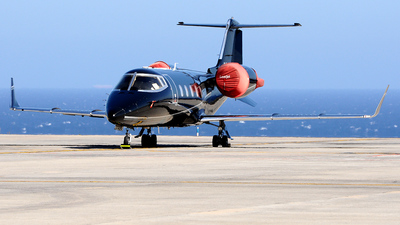 M-AIRS - Bombardier Learjet 60 - Maiton Air