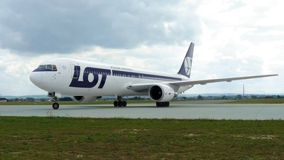 SP-LPF - Boeing 767-319(ER) - LOT Polish Airlines