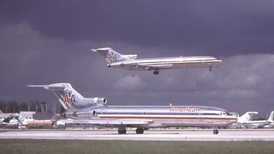 N844AA - Boeing 727-223(Adv) - American Airlines