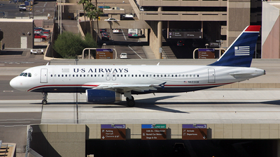 N633AW - Airbus A320-231 - US Airways (America West Airlines)