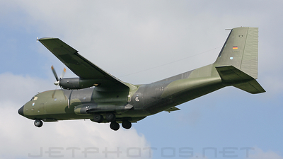 50-45 - Transall C-160D - Germany - Air Force
