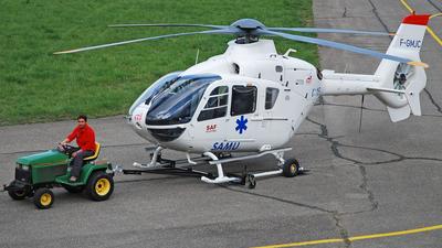 F-GMJC - Eurocopter EC 135T1 - SAMU (Hélicap)