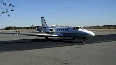 N144GA - Cessna 550 Citation II - Boston Air Charter