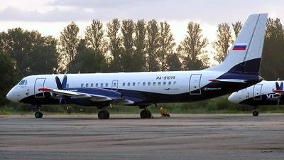 RA-91014 - Ilyushin IL-114 - Vyborg Airline