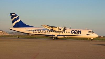 F-GRPI - ATR 72-212A(500) - CCM Airlines