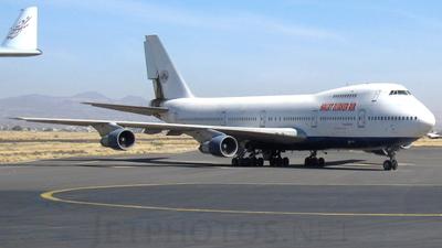 XT-DMK - Boeing 747-212B - Kallat El-Saker Air