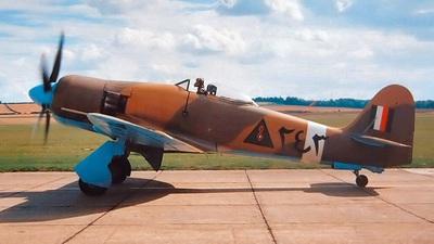 G-BTTA - Hawker Fury FB10 - Iraq - Air Force