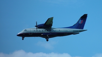 N329MX - Dornier Do-328-100 - United Express (Air Wisconsin)