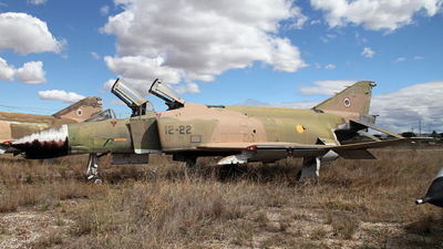 C.12-29 - McDonnell Douglas F-4C Phantom II - Spain - Air Force