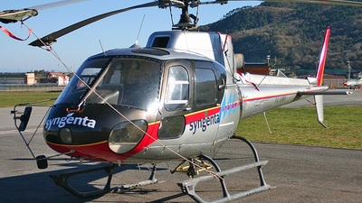 I-LAMO - Aérospatiale AS 350B1 Ecureuil - Heliwest