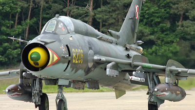 8206 - Sukhoi Su-22 Fitter - Poland - Air Force