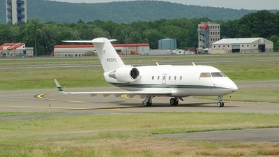 N500PG - Bombardier CL-600-2A12 Challenger 601 - Air Kelso