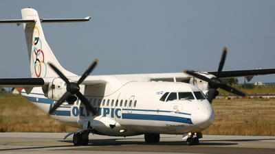 SX-BIN - ATR 42-320 - Olympic Airlines