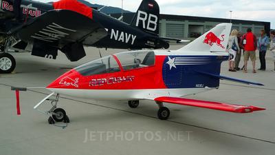 N53EJ - Bede BD5-J - The Flying Bulls