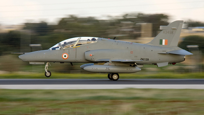 A3498 - British Aerospace Hawk Mk.132 - India - Air Force