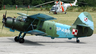SP-AMR - Antonov An-2 - Private