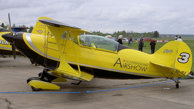 SE-IRX - Pitts S-2B Special - Private