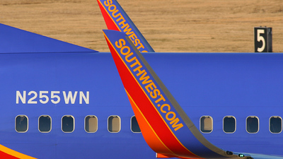 N255WN - Boeing 737-7H4 - Southwest Airlines