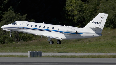 D-CAHH - Cessna 680 Citation Sovereign - Aerowest Flugcharter