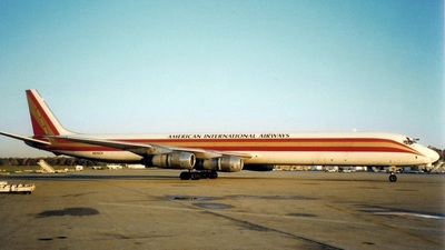 N816CK - Douglas DC-8-61(F) - American International Airways (Kalitta)