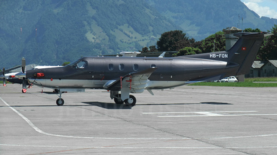 HB-FQN - Pilatus PC-12/47E - Private