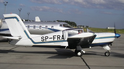 SP-FRA - Morane-Saulnier MS-892E Rallye 150GT - Private