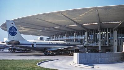 N712PA - Boeing 707-121 - Pan Am