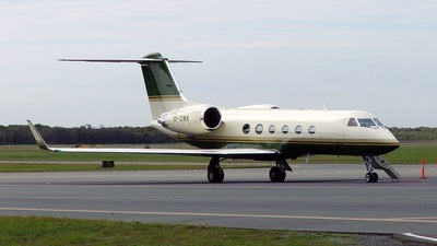 VP-CMR - Gulfstream G-IV - Private