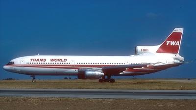 N7036T - Lockheed L-1011-100 Tristar - Trans World Airlines (TWA)
