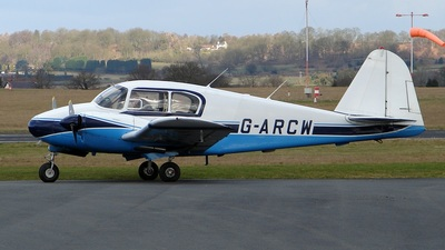 A picture of GARCW - Piper PA23 Apache - [23796] - © Robert Beaver