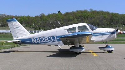 N4283J - Piper PA-28-140 Cherokee - Private