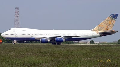 G-BDXO - Boeing 747-236B - British Airways