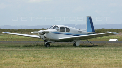 VH-CYG - Mooney M20C - Private