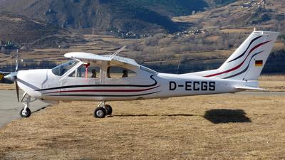 D-ECGS - Reims-Cessna F177RG Cardinal RG - Private