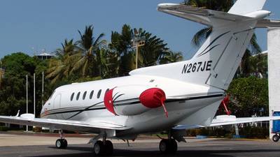 A picture of N267JE -  - [] - © Jonathan Parra