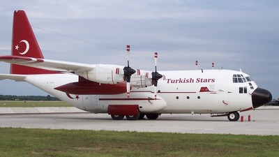 12-13187 - Lockheed C-130H Hercules - Turkey - Air Force