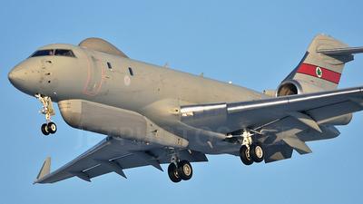 ZJ693 - Bombardier Sentinel R.1 - United Kingdom - Royal Air Force (RAF)