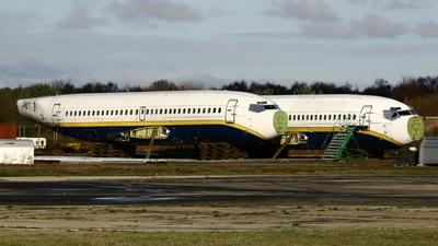 EI-CKQ - Boeing 737-2K2(Adv) - Ryanair