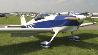 G-NPKJ - Vans RV-6 - Private