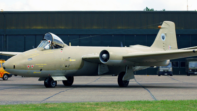 XH131 - English Electric Canberra PR.9 - United Kingdom - Royal Air Force (RAF)